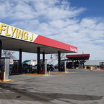 Flying j travel plaza pecos tx