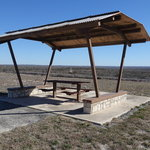 Highway 90 picnic area langtry tx
