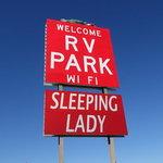 Sleeping lady rv park