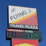Flying j travel plaza laredo tx
