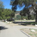 Upper oso campground