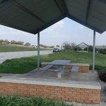 I 10 picnic area eastbound comfort tx