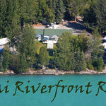 Kenai riverfront resort