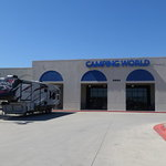Camping world new braunfels tx