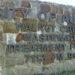 Walnut creek wastewater treatment plant