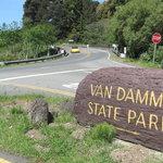 Van damme state park