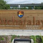 Atchafalaya welcome center