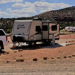 Kaibab paiute tribal campground