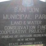 San jon municipal park