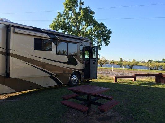 Lake el reno campground