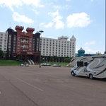 Fitz tunica casino hotel
