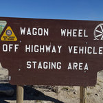 Wagon wheel ohv area