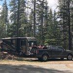 Pocahontas campground jasper np