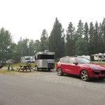 Tunnel mountain trailer court