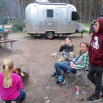 Wapiti campground jasper np