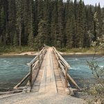 Waterfowl lakes campground
