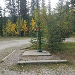 Crescent falls provincial recreation area