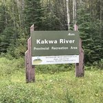 Kakwa river provincial recreation area