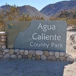 Agua caliente county park
