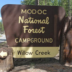Willow creek campground