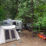 Wild plum campground