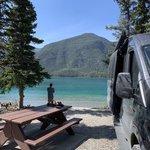 Macdonald muncho lake provincial park