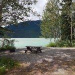 Strawberry flats muncho lake provincial park