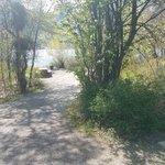 Vaseux lake provincial park