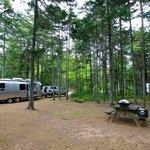 Amherst shore provincial park