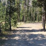 East fork baker creek campground