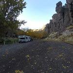 Balanced rock county park