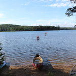 Canisbay lake campground algonquin provincial park