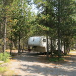 Big springs campground caribou nf