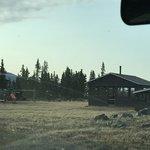 Congdon creek government camp