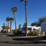 Borrego holiday home rv park