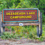 Dezadeash lake campground
