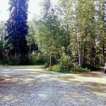 Klondike river government camp