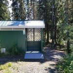 Lake laberge government camp