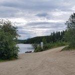 Snafu lake government camp