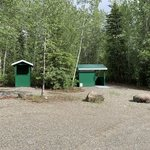 Tatchun creek government camp