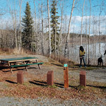 Teslin lake government camp