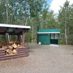 Twin lakes government camp