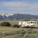 Birch creek campground