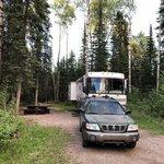Beaver lake recreation site