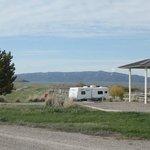 Blackfoot reservoir campground
