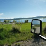 Blackfoot reservoir campground