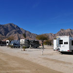 Palm canyon hotel rv resort