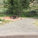Boundary campground