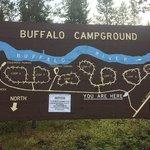 Buffalo campground