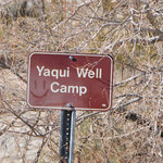 Yaqui well